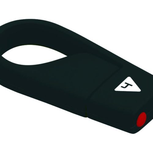 USB FlashDrive 4GB EMTEC HANG D200 (Black)