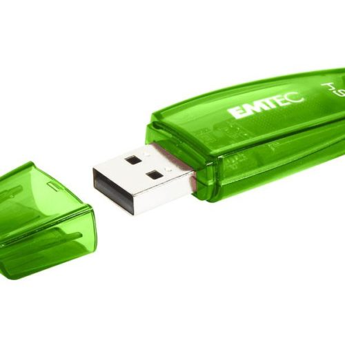 USB FlashDrive 64GB EMTEC C410 (Green) USB 3.0
