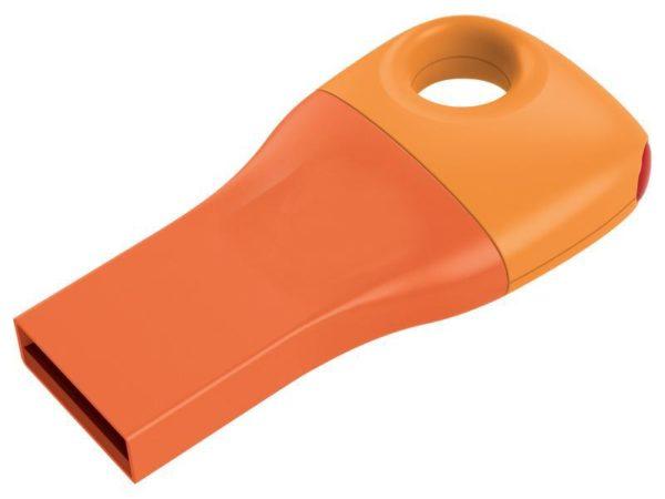 USB FlashDrive 64GB EMTEC CarKey D300 (Orange)
