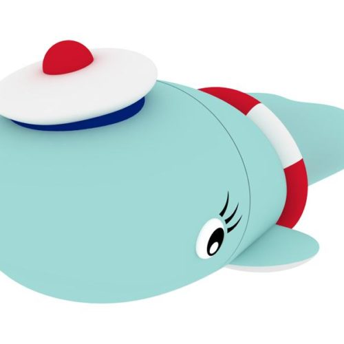 USB FlashDrive 8GB EMTEC Blister Animalitos (sailor-whale)