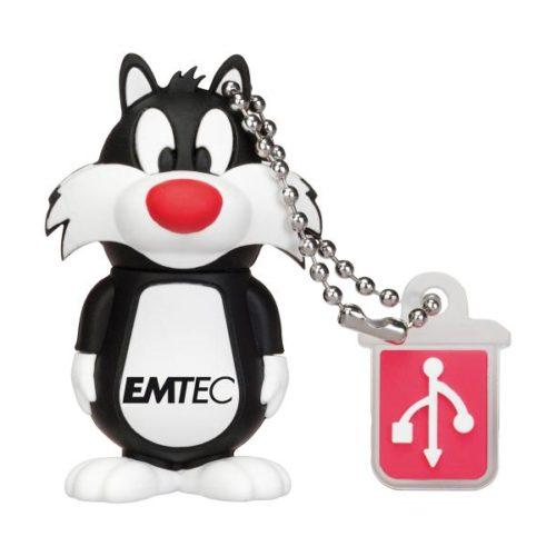 USB FlashDrive 8GB EMTEC Looney Tunes (Sylvester)
