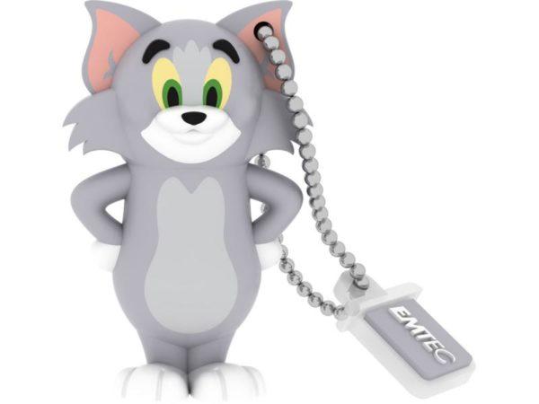 USB FlashDrive 8GB EMTEC Tom & Jerry (Tom)
