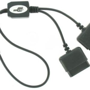 USB to 2 x Playstation 2 Converter Cable