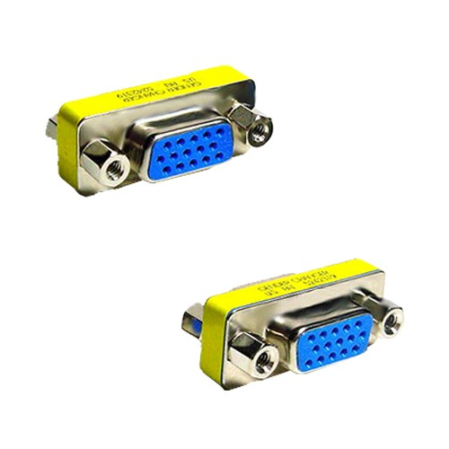 VGA Female to Female Adapter