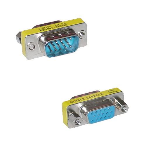 VGA Male to Female Adapter