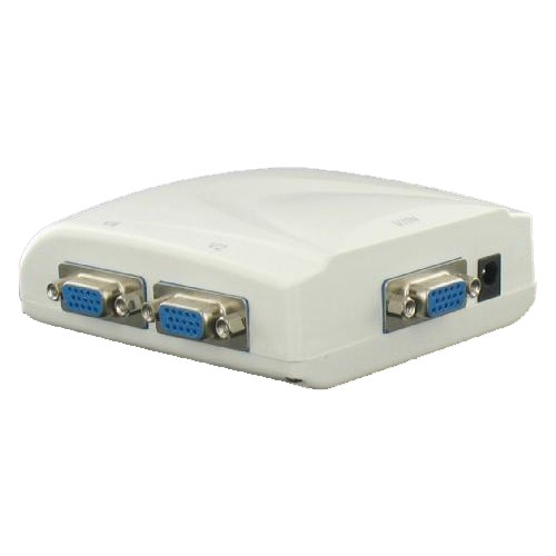 VGA Splitter 4-way monitor