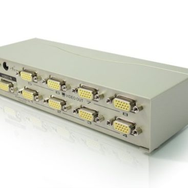VGA Splitter 8-way monitor
