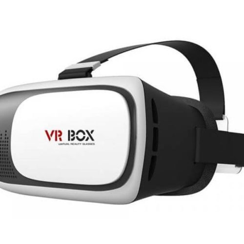 VR Box V02 Virtual Reality Glasses for Smartphones