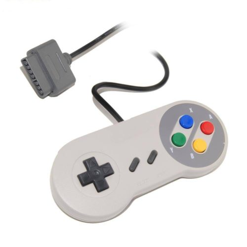 Wired Controller for SNES