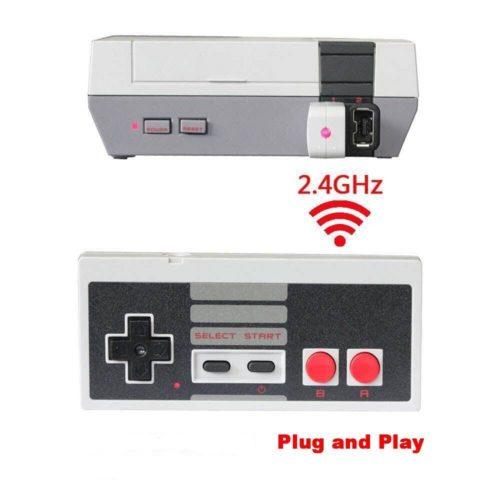 Wireless Controller for NES Mini Classic