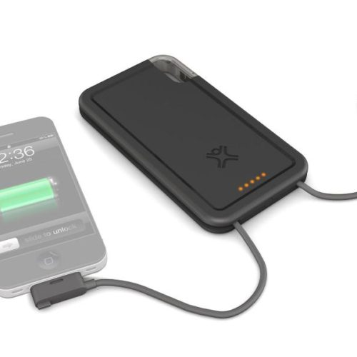 XtremeMac Incharge Boost (Battery Pack) 2300mAh für iPhone, iPad, iPod