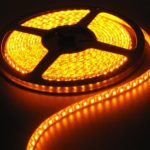 Yellow Orange PCB 120led 5m IP65 Complete