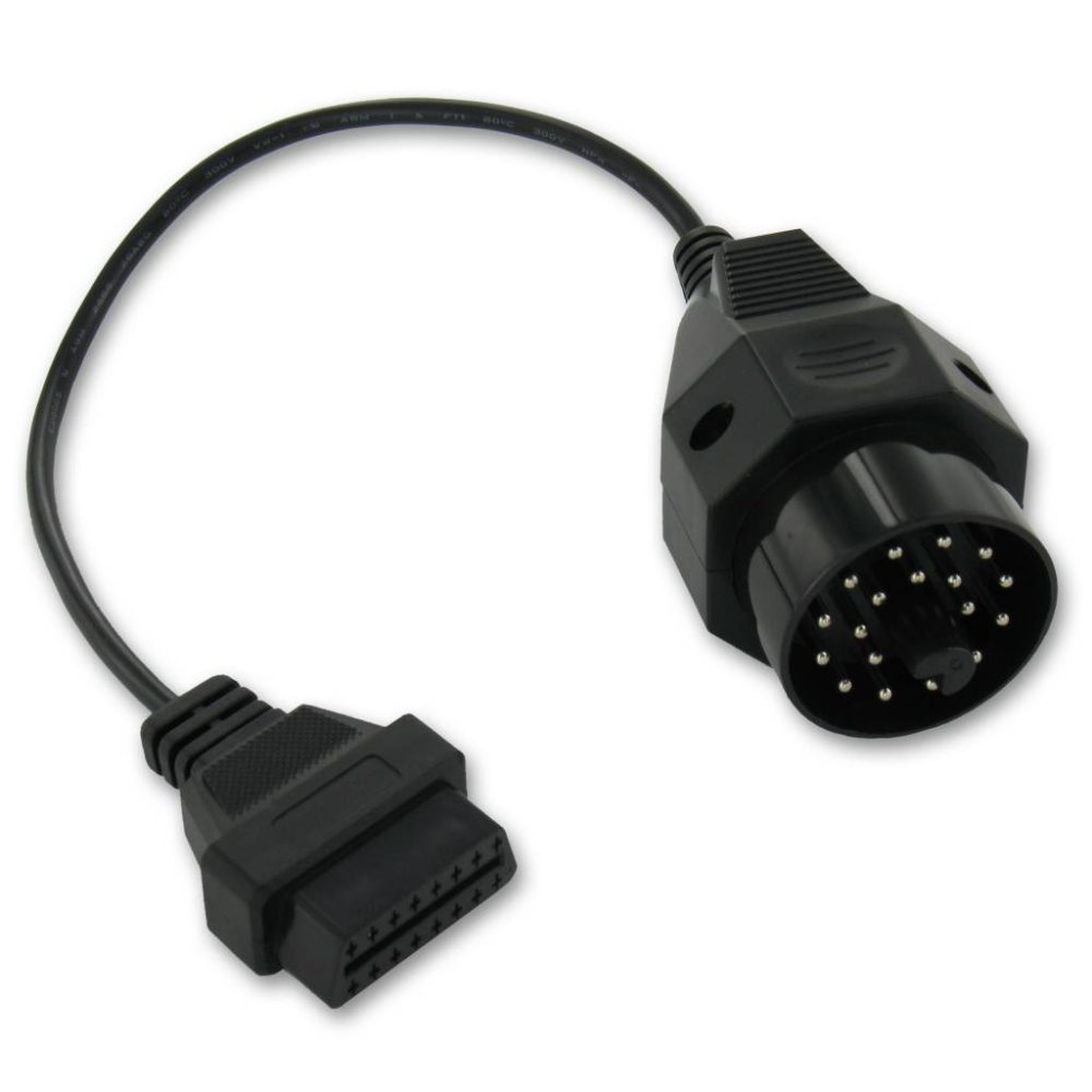 adapter BMW 20pin to 16pin OBD2