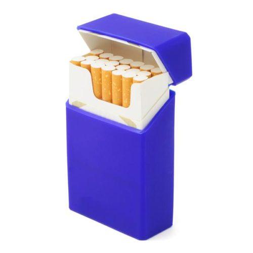 Case for cigarettes - Silicon (Blue)
