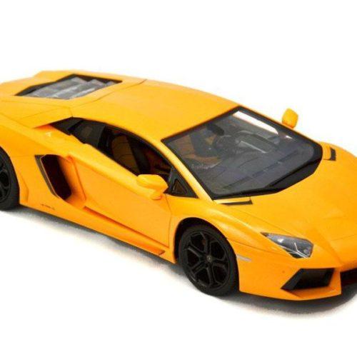 RC Car Lamborghini Aventador 114 (Yellow)