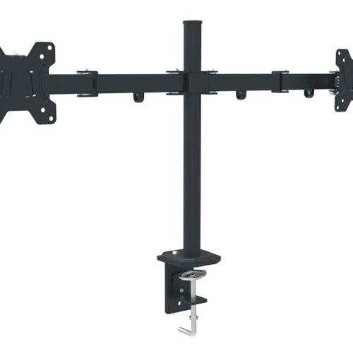 Red Eagle Table Mount for 2 LED-TV - AX PIXEL TWIN 13-27