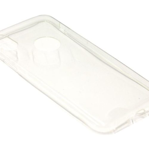 Silicone Case for iPhone X Clear (1.2 mm)