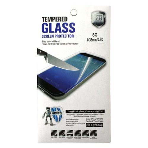 Tempered Glass Screen Protect for iPhone X - 0.33 mm