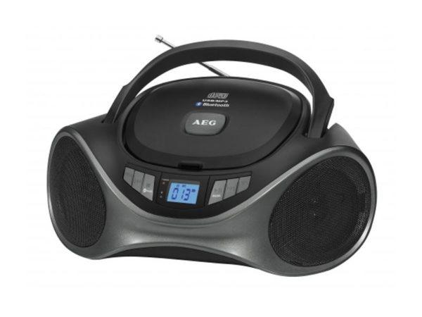 AEG Bluetooth Stereo Radio with CD