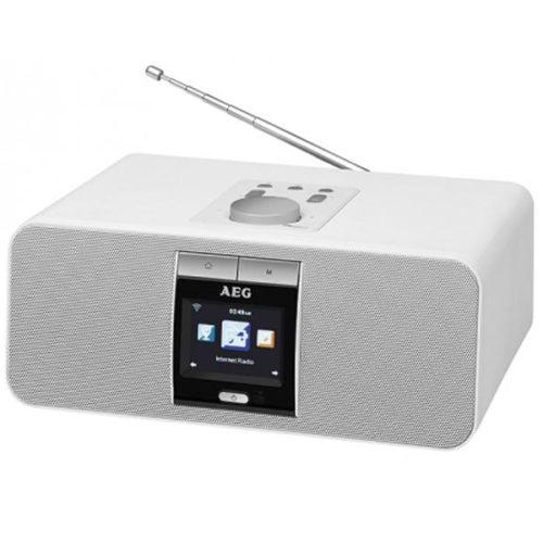 AEG Internet radio IR 4468 BT (white)