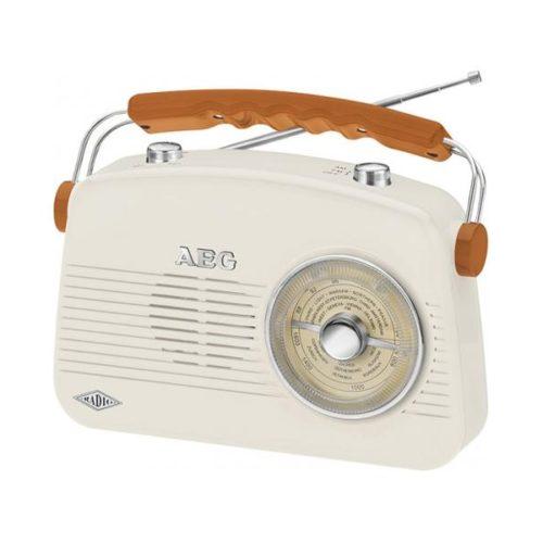 AEG Retro Radio NR 4155 (creme)