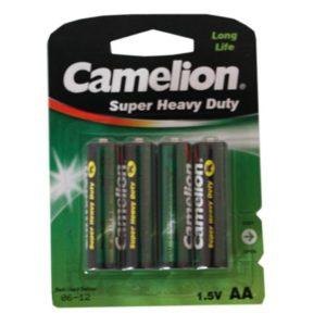 Batterie Camelion R06 Mignon AA (4 pieces)
