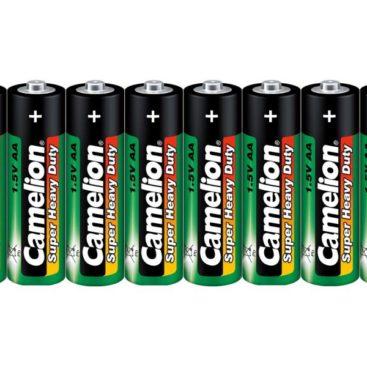 Batterie Camelion R06 Mignon AA (8 pcs Value Pack)