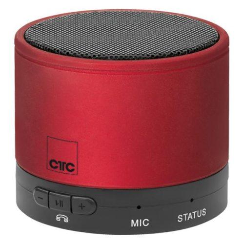 CTC Bluetooth Soundsystem BSS 7006 Red