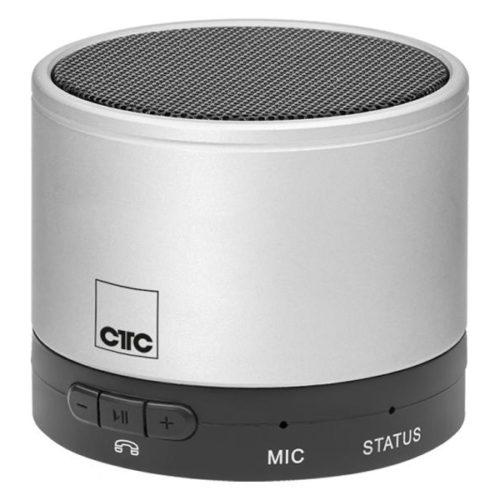 CTC Bluetooth Soundsystem BSS 7006 Silver