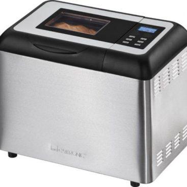 Clatronic BBA 3365 Automatic Bread Making Machine Silver