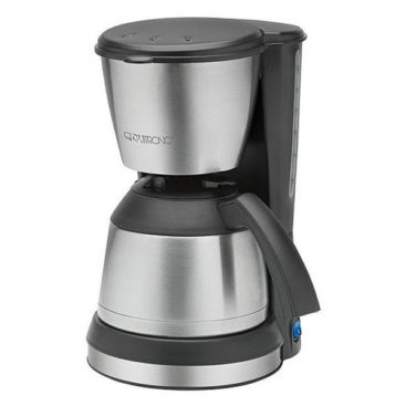 Clatronic Coffee machine with flask KA 3563 stainless steel