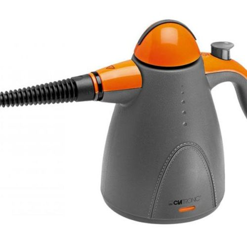 Clatronic DR 3535 Steam Cleaner 3.5 bar anthracite-orange