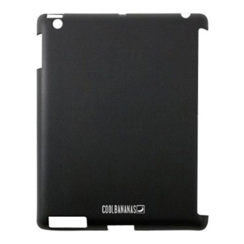 Cool Bananas silicone protective cover SmartShell for iPad (black)