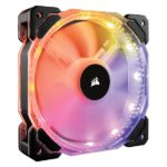 Cooler Corsair HD120 RGB Individually Addressable LED Static Pressure Fan no Controller CO-9050065-W