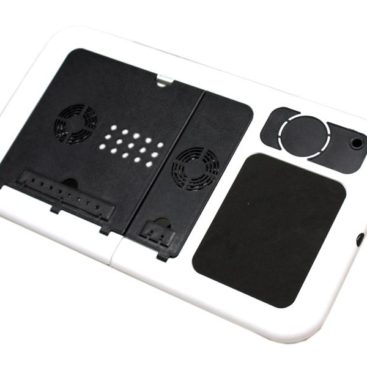 E-Table mit Notebook Cooler and Mousepad (LD09)