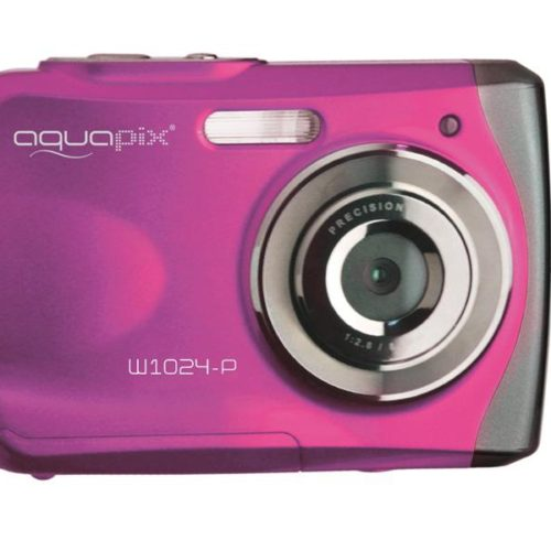 Easypix W1024 Splash Underwater camera (Pink)