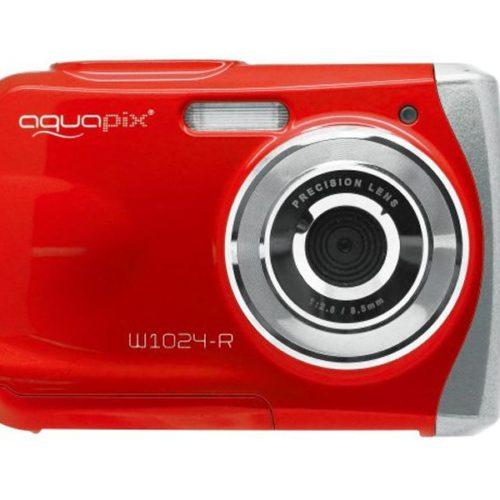 Easypix W1024 Splash Underwater camera (Red)