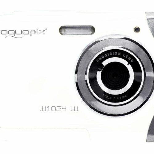 Easypix W1024 Splash Unterwasserkamera (Weiß