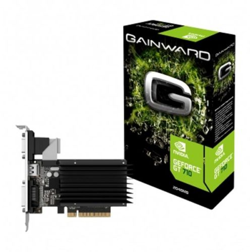 Graphiccard Gainward GeForce GT710 SilentFX 2GB 3576