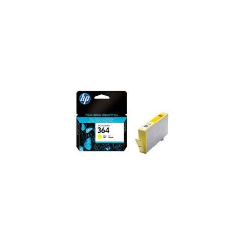 HP Tintenpatrone - 364 - CB320EE - yellow CB320EE