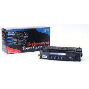IBM HP Q7553A Tonerpatrone schwarz 85P7001