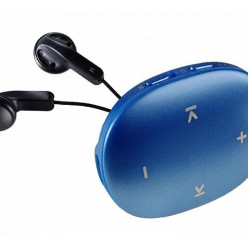 Intenso MP3 Player 8GB Music Dancer blue