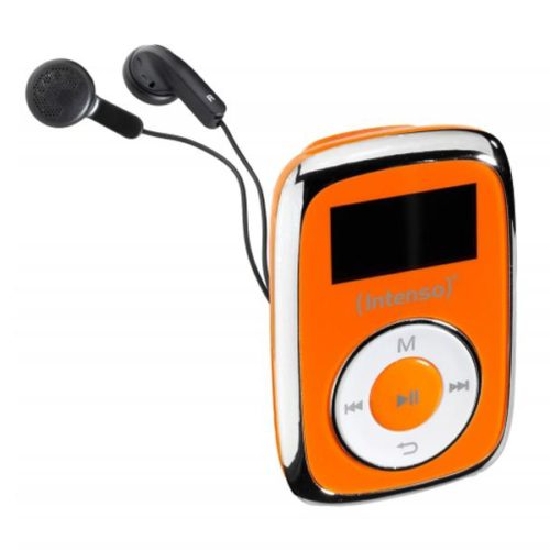 Intenso MP3 Player 8GB - Music Mover (Orange)