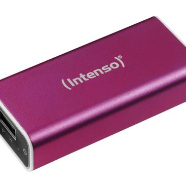 Intenso Powerbank A5200 Rechargeable Battery 5200mAh (pink)