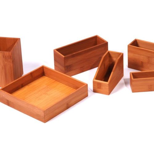 MK Bamboo KOBENHAVN - Small Box Set (6 pcs)