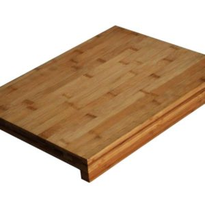 MK Bamboo ROTTERDAM - Over the Edge of counter cutting board
