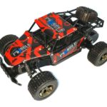 RC Buggy CHEETAH KING Muscle 118 2.4G (red-black)