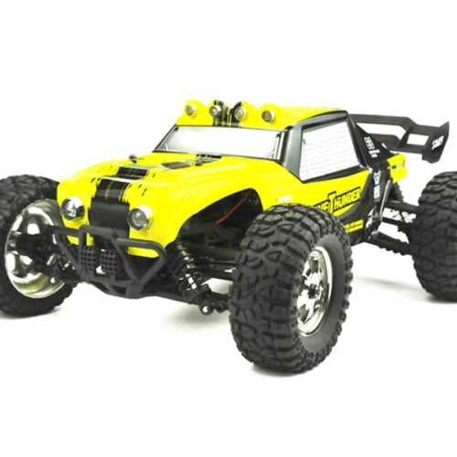RC Buggy Dune Thunder 112 2.4G 4-WHEEL+LED (yellow)