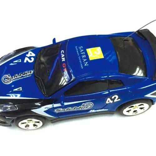 RC Mini Sportscar 158 (blue-black)