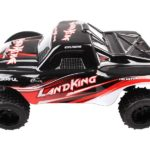 RC Monster Truck LK SERIES RACING Land-King 110 2.4G (black)